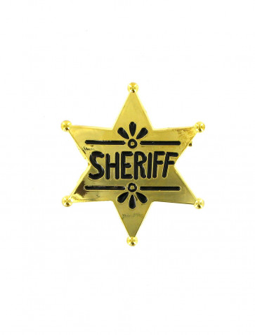 Sheriff Stern gold