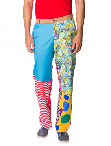 Hose Clown kunterbunt