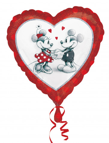 Folienballon Micky & Minnie
