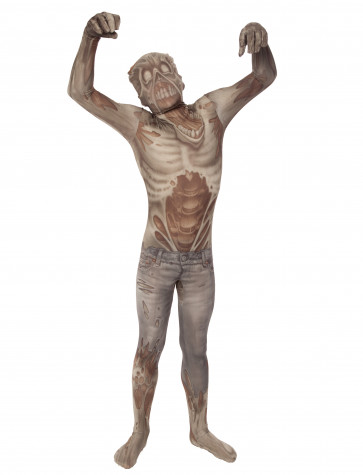 Morphsuit Horror Zombie Kinder