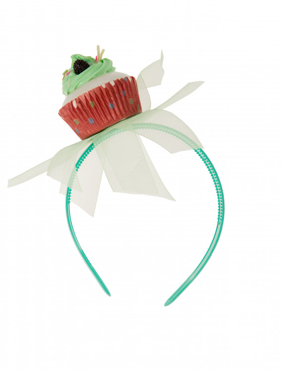 Haarreif Candy Cupcake mint
