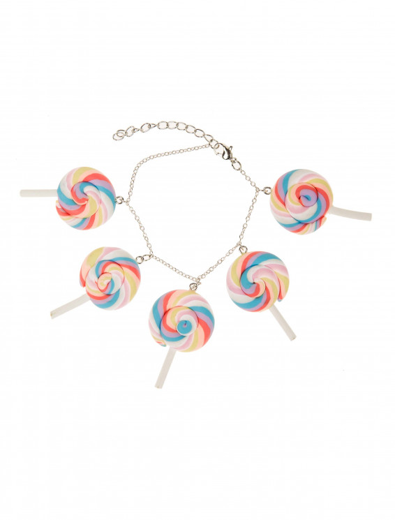 Armband Candy Lolli bunt
