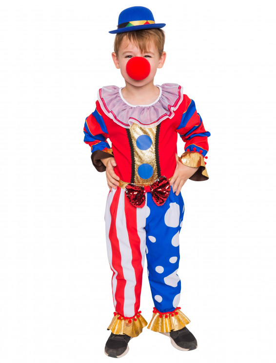 Jumpsuit Clown Kinder