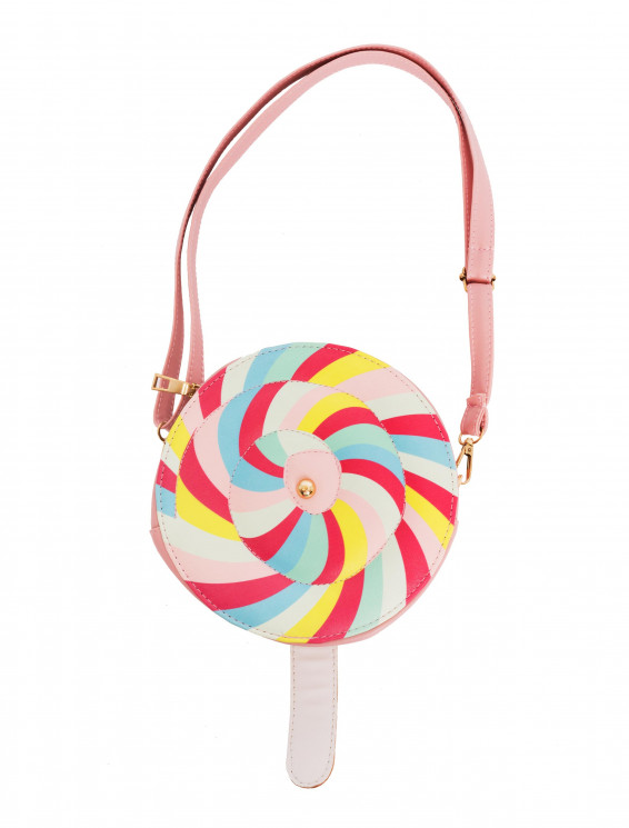 Tasche Candy Lolly bunt