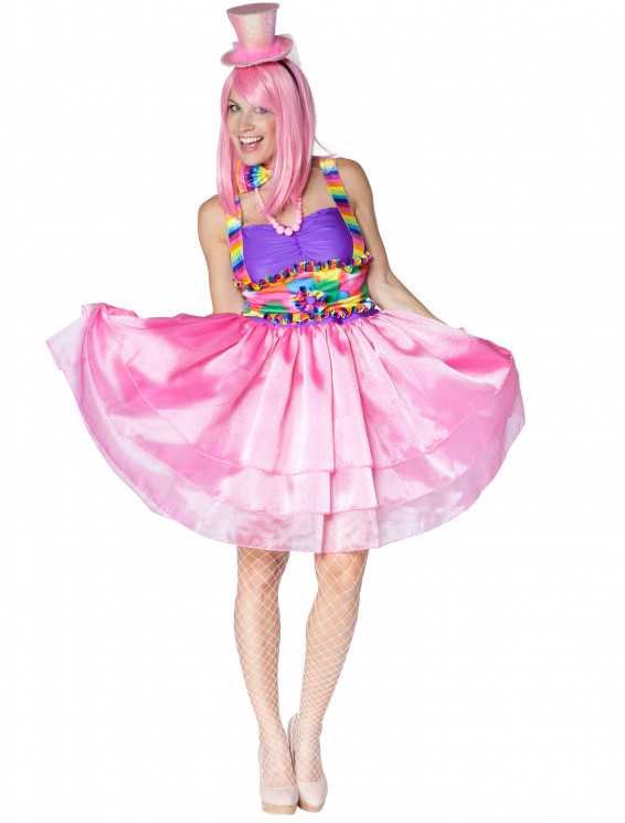 Kleid Clown