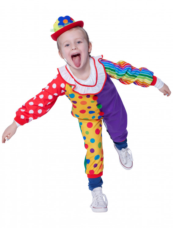 Overall Clown Kinder