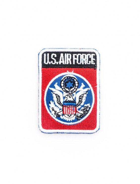 Aufnäher/Bügelbild U.S. Air Force 5x7cm