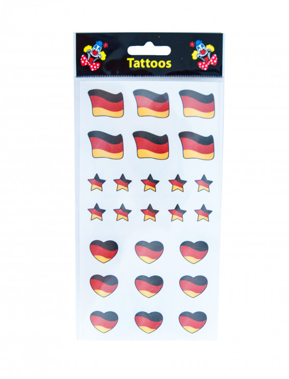 Tattoos Motive Deutschland
