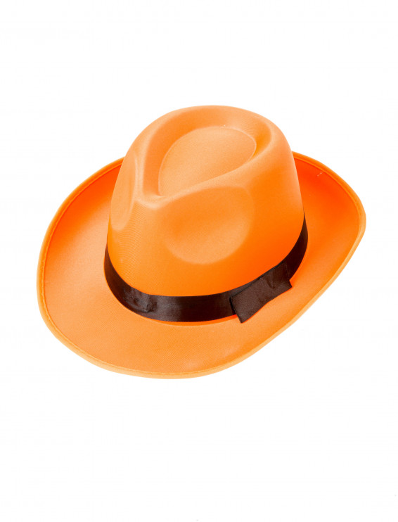 Hut Fedora orange