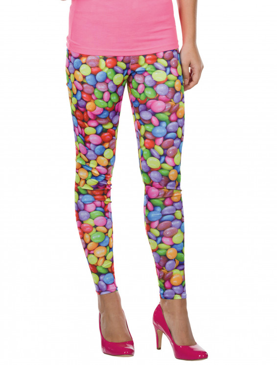 Leggings Candy Schokolinsen