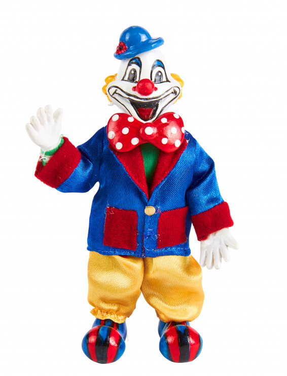 Deiters Clown 10cm
