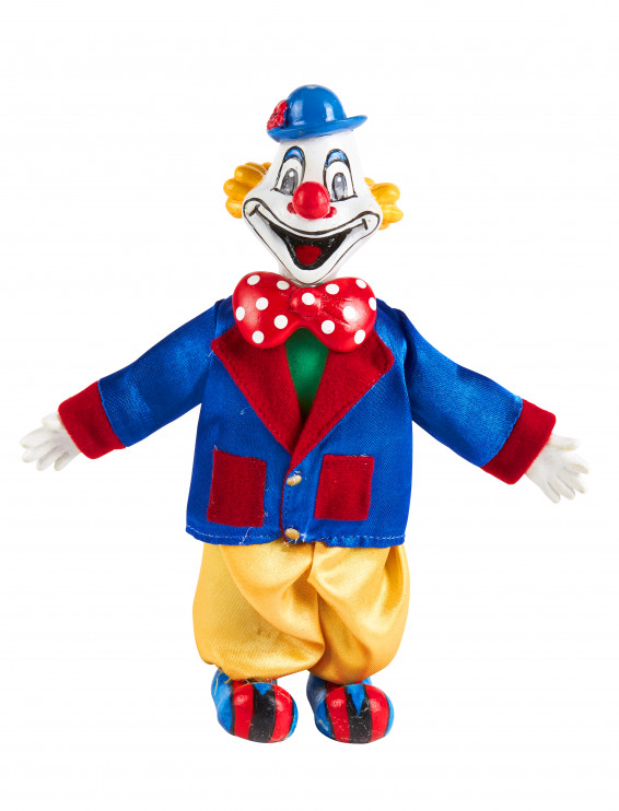 Deiters Clown 15cm