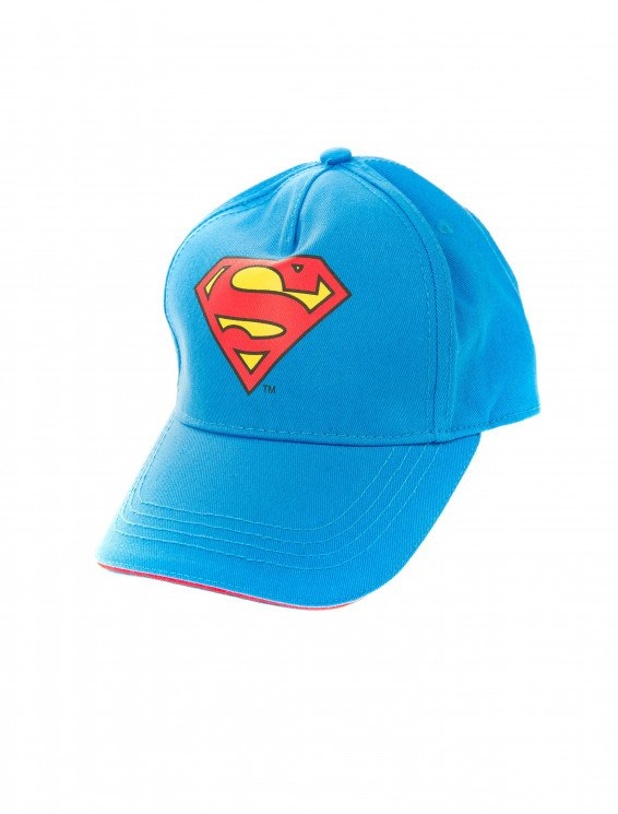 Baseball Cap Superman Junior