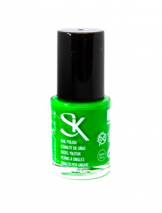 Nagellack Color grün 10ml