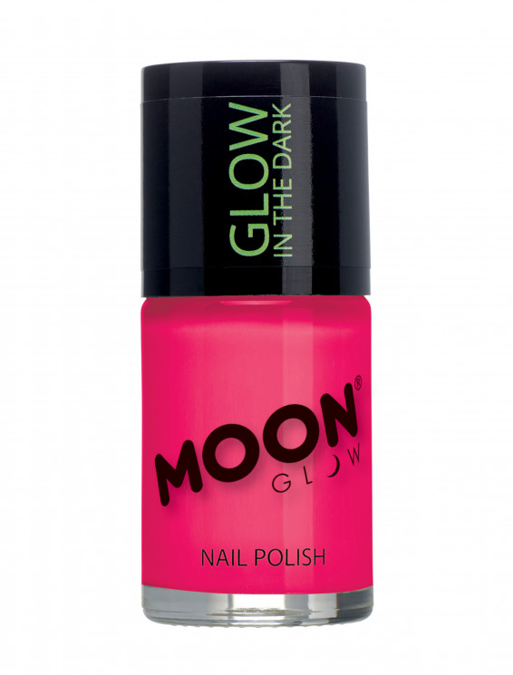 Nagellack Color neonpink 14ml