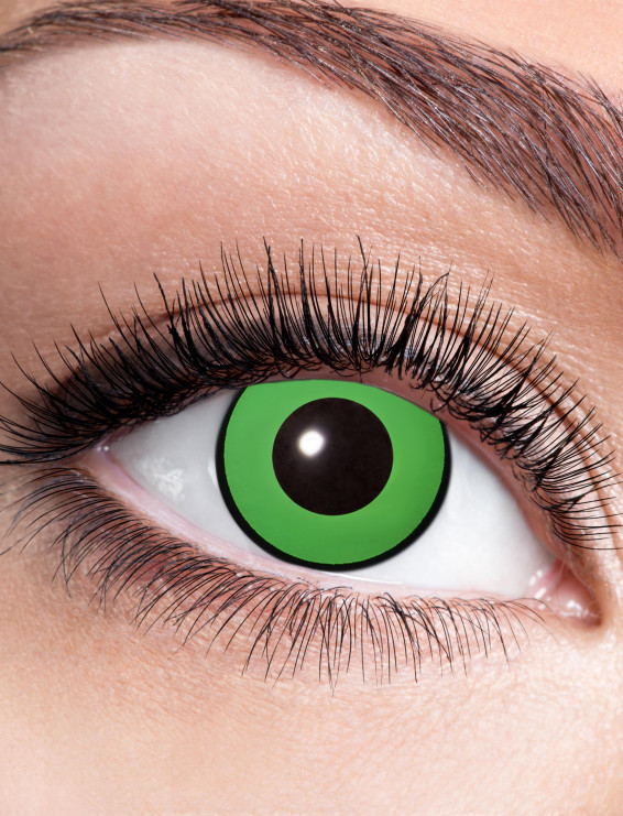 Kontaktlinsen Green Eye