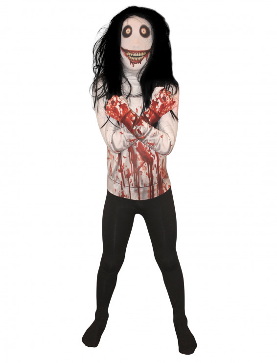 Morphsuit Jeff the Killer Kinder