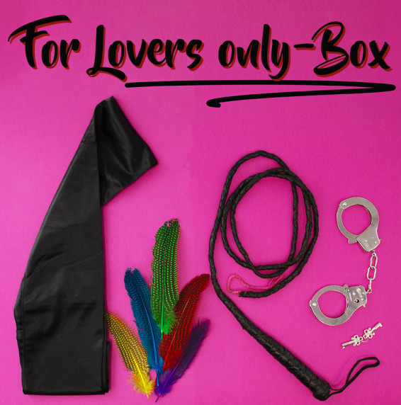 For Lovers only-Box