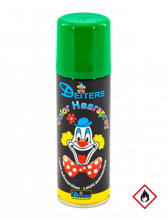 Haarspray Color grün 125ml