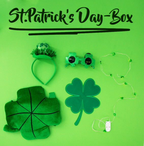 St. Patrick's Day - Box