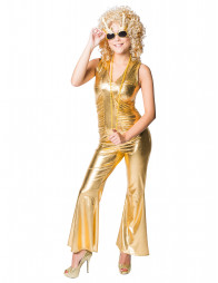 Lookbook Goldene Disco-Queen