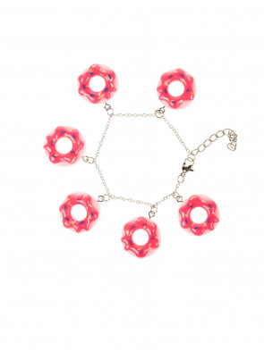 Armband Candy Donut pink
