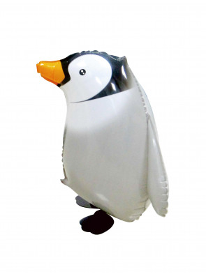 Folienballon Pinguin Airwalker