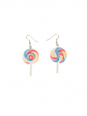 Ohrringe Candy Lolli bunt