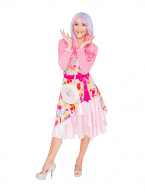 Kleid Candy Ice Cream