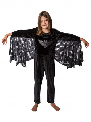 Jumpsuit Fledermaus Kinder