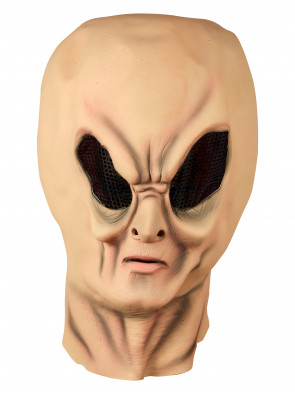 Latexmaske Alien