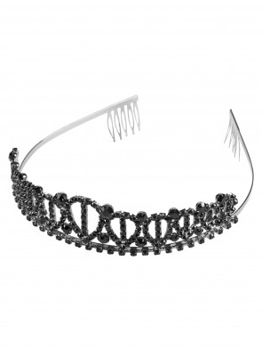 Diadem Julia Strass