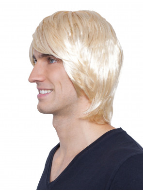 Perücke Model blond