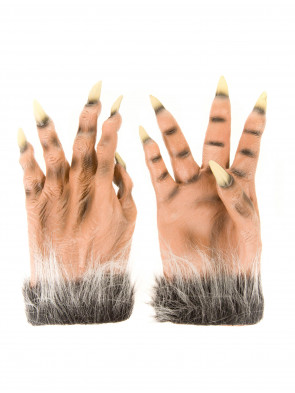 Handschuhe Latex Werwolf