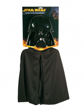 Darth Vader Set Star Wars Kinder 2-tlg.