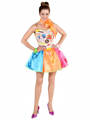 Kleid Candy Mix Damen
