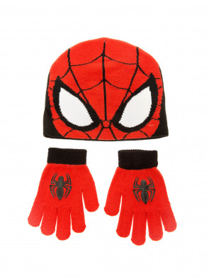 Spiderman-Winterset Kinder 2-tlg.