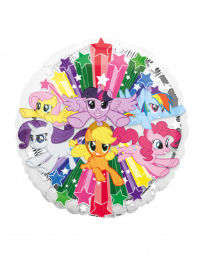 Folienballon My little Pony Gruppe