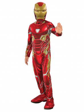 Iron Man Infinity War Classic Kinder 2-tlg.