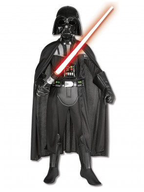 Darth Vader Star Wars de luxe Kinder 4-tlg.