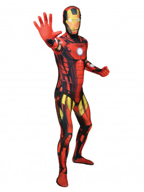 Morphsuit Iron Man