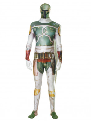 Morphsuit Star Wars Boba Fett