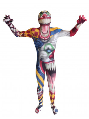 Morphsuit Horror Clown Kinder