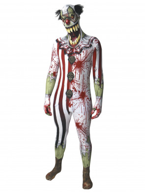 Morphsuit Clown Jaw Dropper