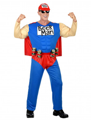Overall Beer Man 3-tlg.