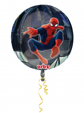 Folienballon Spiderman