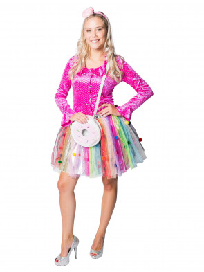 Lookbook Candy Dame pink
