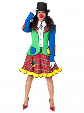 Kleid Clown Pipo