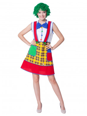 Kleid Clown Coco