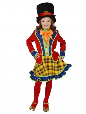 Kleid Clown Pepe Kinder